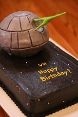 Dominick's 7th birthday cake
