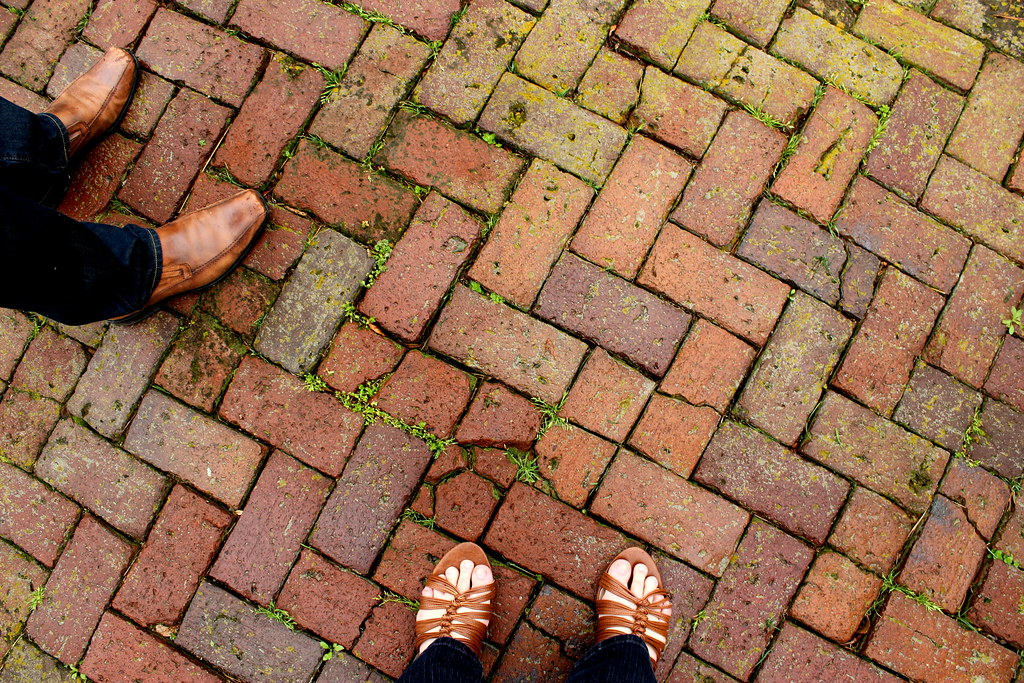 our feet in nashville