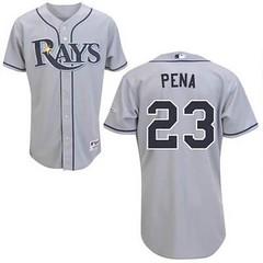 Tampa Bay Rays #23 Carlos Pena Grey Road Jersey (Terasa2008) Tags: jersey tampabayrays 球员 cheapjerseyswholesale cheapmlbjerseys mlbjerseysfromchina mlbjerseysforsale jerseycheapmlbjerseys cheaptampabayraysjerseys