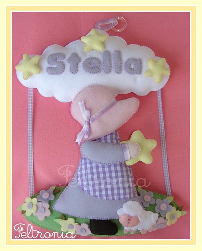 Para uma Estrelinha! by Feltronia