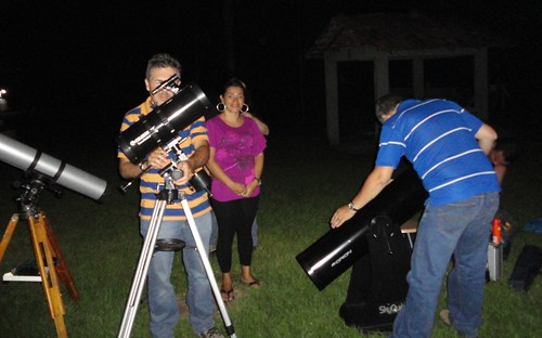 III Star Party, Santa Ana