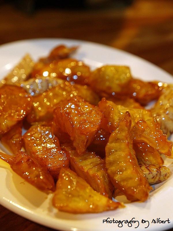 蜜芋頭蜜番薯