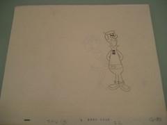 HANNA BARBERA PRE PRODUCTION ART DRAWING JETSONS (Nemo Academy) Tags: original hanna drawing barbera