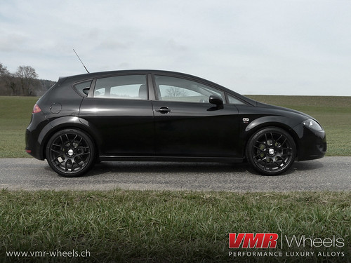 Seat leon black matt edition