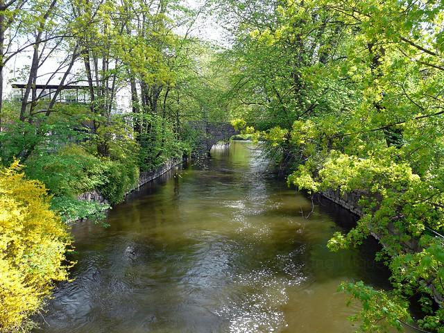 El río de Nyköping