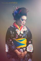 Geisha (vineetsuthan) Tags: light japanese one dubai dress uae geisha vineetsuthan muhaisana4
