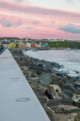 Lahinch Walkway (ronlyn77) Tags: clare ireland lahinch wild atlantic way sunset