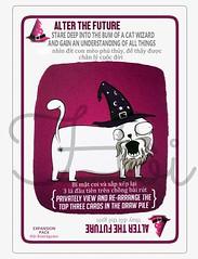 alter_the_future_cat_wizard (tuongntm) Tags: implodingkittens imploding kitten mèo nổ mở rộng exploding meono boardgame board game gia re vietnam danang đà năng sài gòn hà nội thanh hóa nghệ tĩnh nam định tamky tam kỳ toàn quốc hội cafe