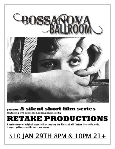 BOSSANOVA BALLROOM PRESENTS: RETAKE PRODUCTIONS