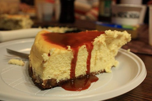 cheesecake pufos