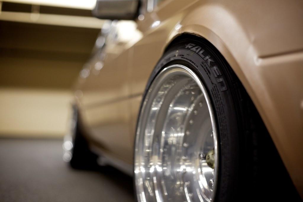 Cressida, Wheel Fitment