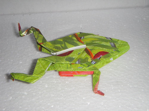 Origami #23: Frog