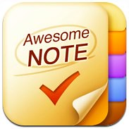 iTunes App Store で見つかる iPhone、iPod touch、iPad 対応 Awesome Note (+Todo)