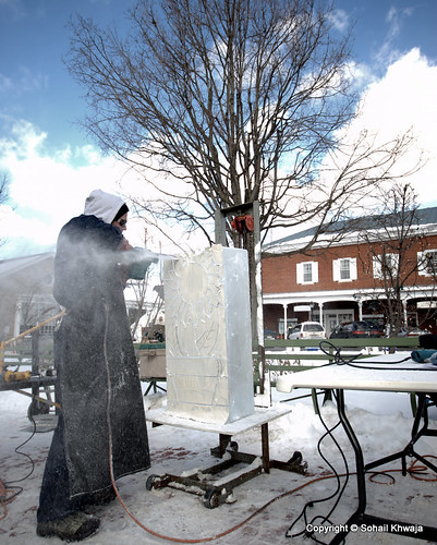 Ligonier Ice Festival. 14 photos
