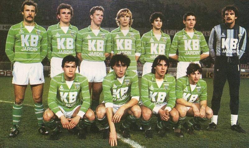Saint-Etienne 1983-84