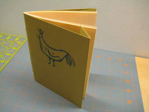 Love Chicken notebook