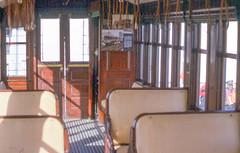 19960302 05 CTA 1 Interior (davidwilson1949) Tags: illinois cta transit forestpark rapidtransit