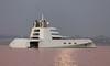Motor Yacht A (fksr) Tags: california sunset ship yacht sanfranciscobay russian sausalito andreymelnichenko motoryachta