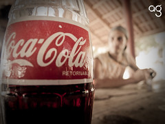 (Stromboly) Tags: portrait cola coke soda cocacola coca refresco lx5 selectivo