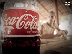 (Stromboly) Tags: portrait cola coke soda cocacola coca refresco lx5 selectivo