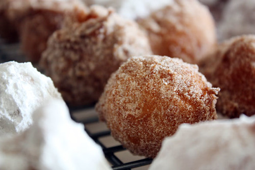 doughnut holes.