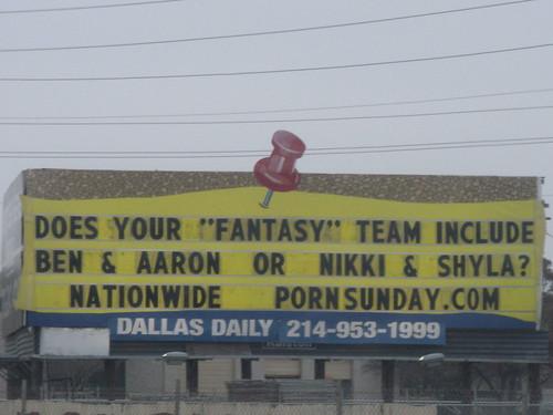 Billboard #2 Dallas
