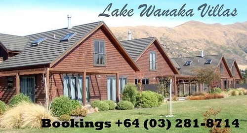 Bookings Heritage Village Wanaka