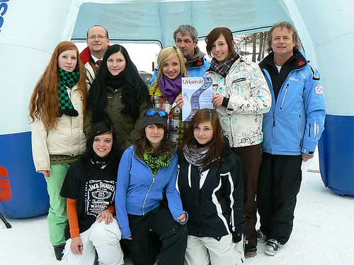 Snowboard Bezirksmeisterschaften 2011