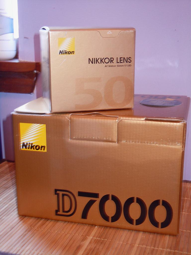 29/365 - New Camera & Lens