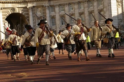 Charles I parade - 08