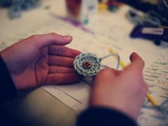Crochet (Kirstin Mckee) Tags: girl crochet learn