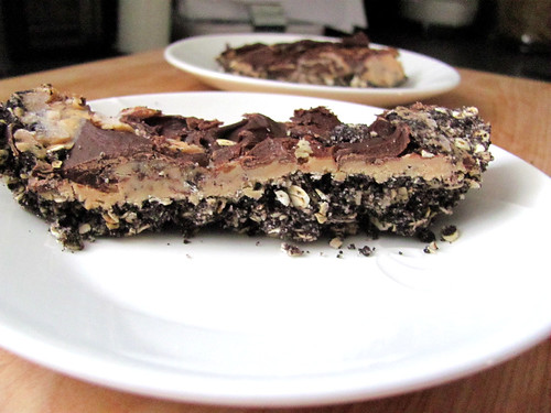 Cook Yourself Thin Peanut Butter Nightmare Bars