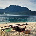 Sunrise in White Island, Camiguin
