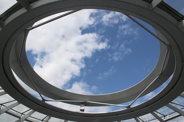 In der Reichstagskuppel (7)