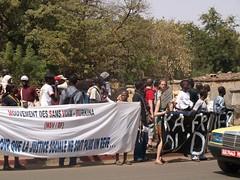 P1011045 (quintas de debate) Tags: de o para forum social da dakar mundial debate bamako caravana frum quintas 2011 novox