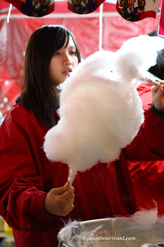 Cotton Candy ... Sweet and ...SWEET!! HAHA