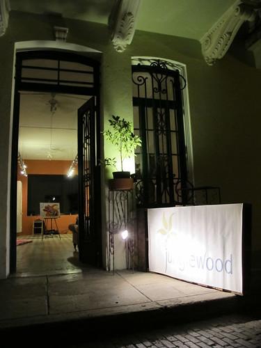Junglewood gallery in Casco Viejo, Panama City