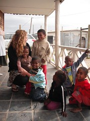 GRCT Trustees' Visit to South Africa in 2010