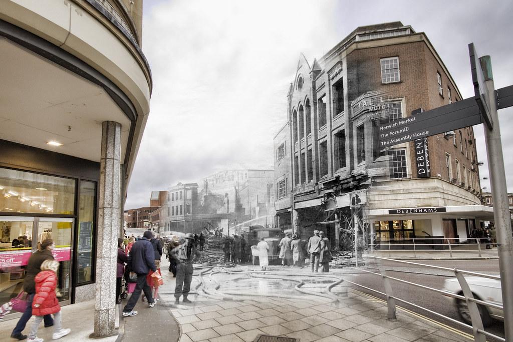 Blitz Ghost - Rampant Horse Street - V2