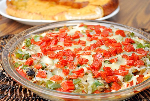 What's Cookin, Chicago?: Hot Pizza Dip