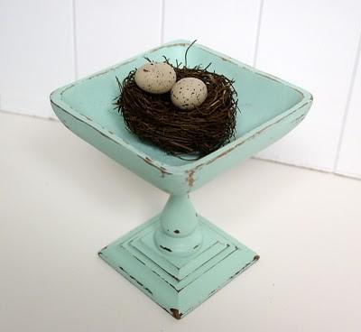DIY Pedestal Bowls