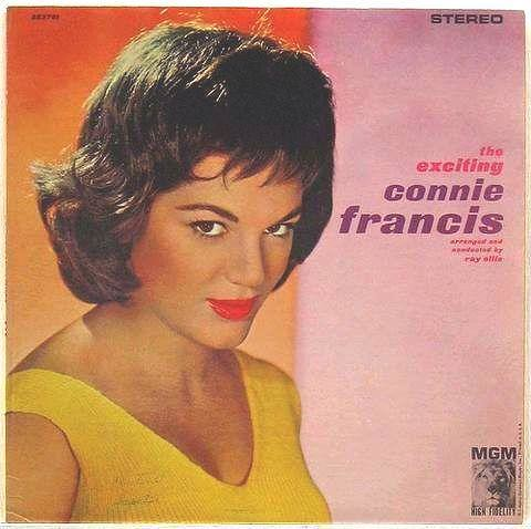 Exciting Connie Francis