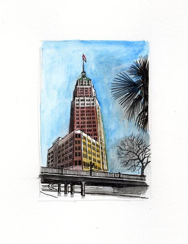 smith-young tower mini-sketch