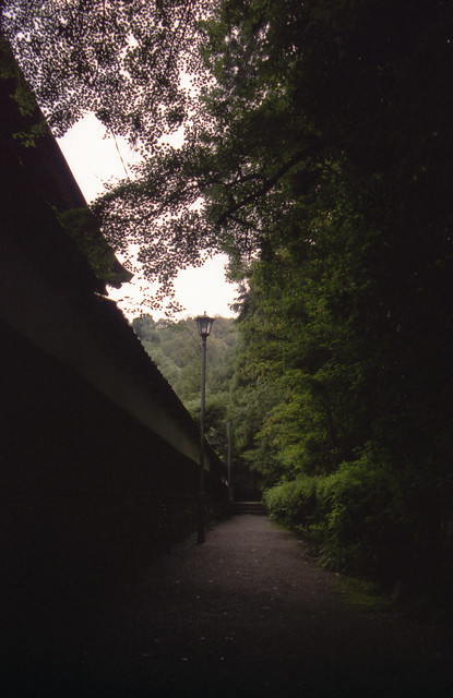 塀のフリー写真素材