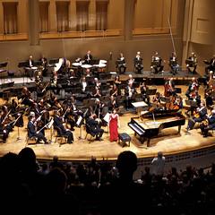 038/365 ~ Yuja Wang after Her Second Encore (LaValle PDX) Tags: oregon portland piano pdx portlandoregon rachmaninoff project365 lx5 oregonsymphony yujawang