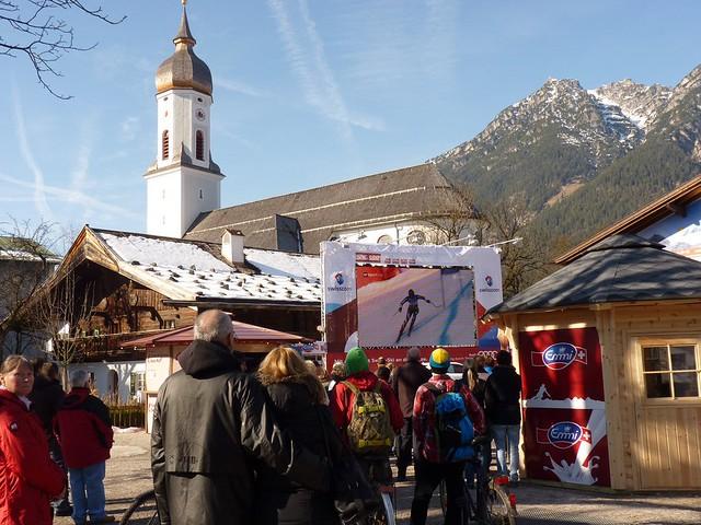 Ski-WM 2011 - Tag 2