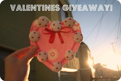 Valentines Giveaway!