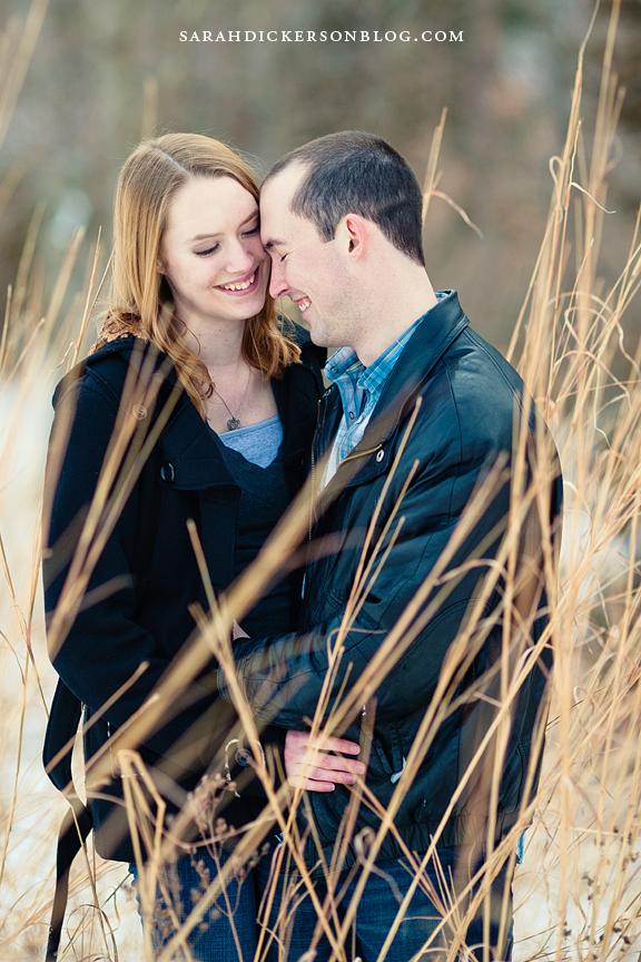 Shawnee Mission Park Kansas engagement photographer