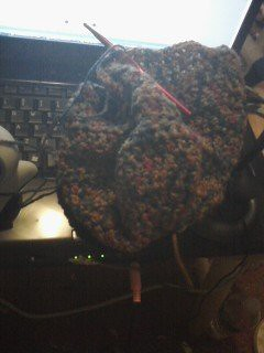Crochet project 1.