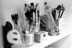 Decor (Julio Barros) Tags: pencils 50mm nikon dof iso400 hp5 pens f18 decor ilford n2020